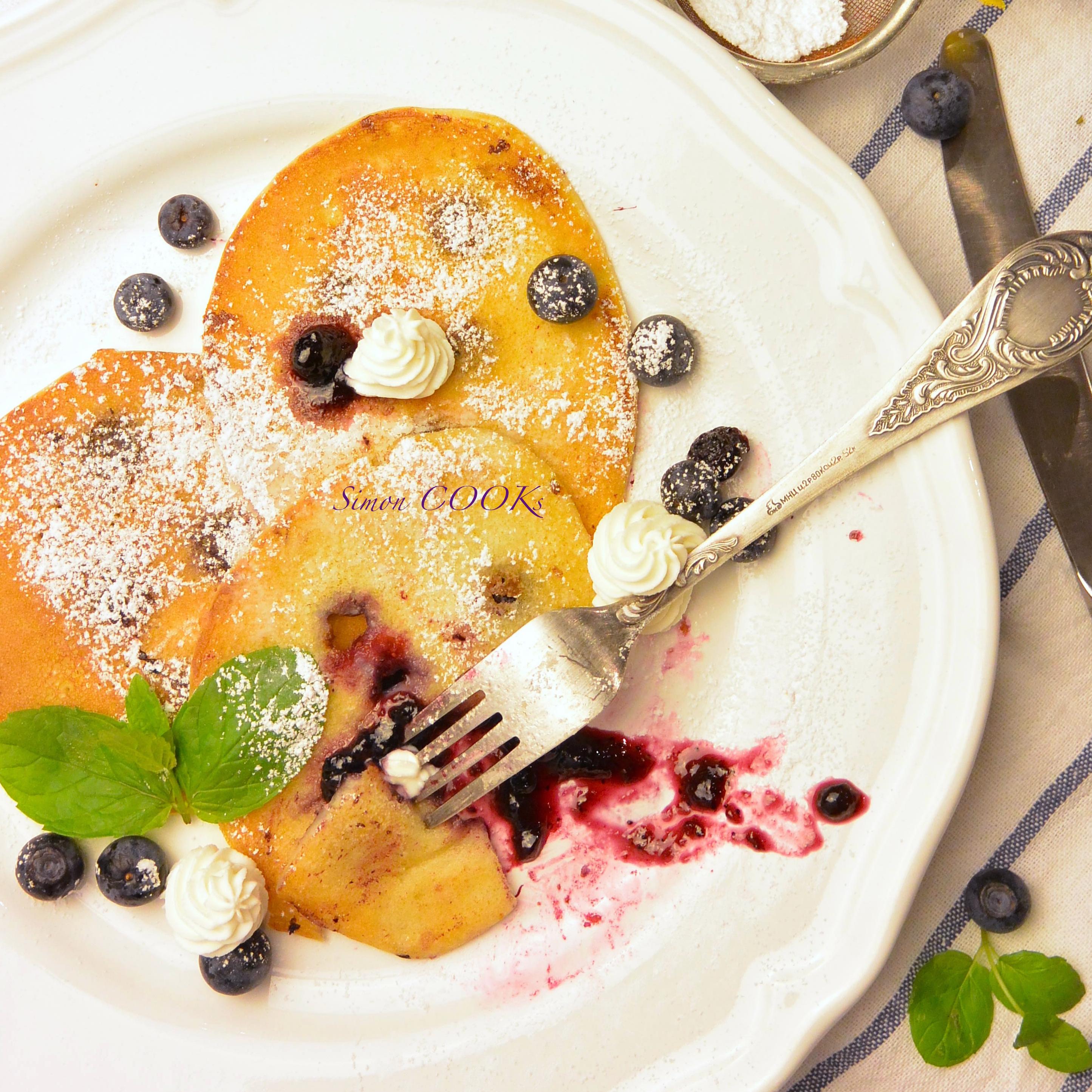 pancakes placki