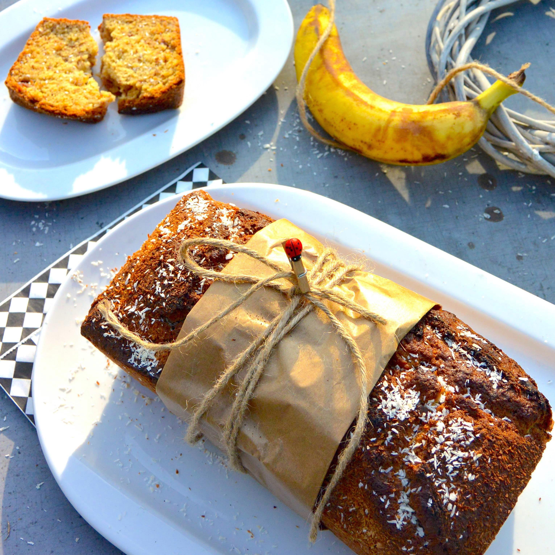 chlebek bananowy banany chleb