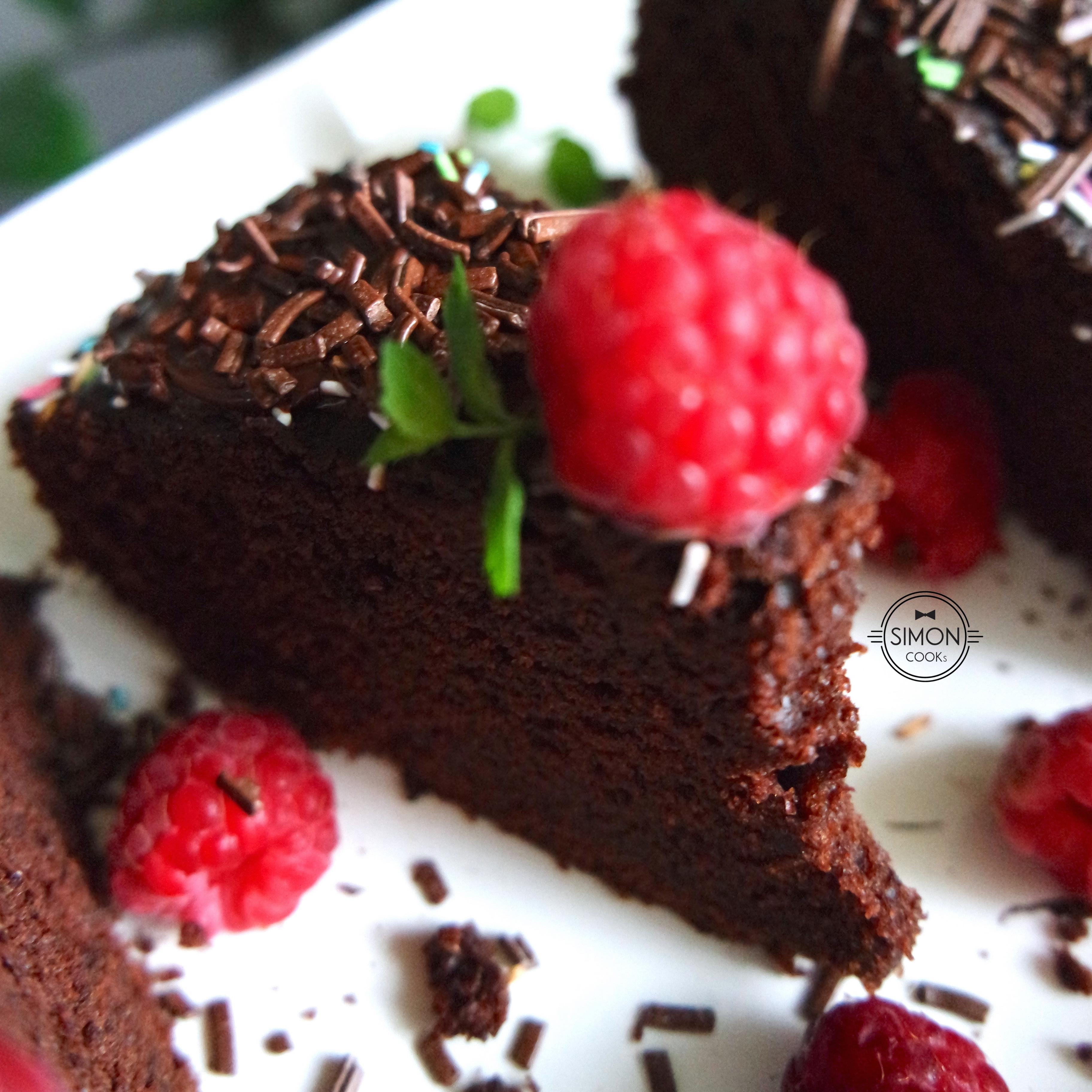 murzynek simon cooks ciasto czekoladowe czekolada