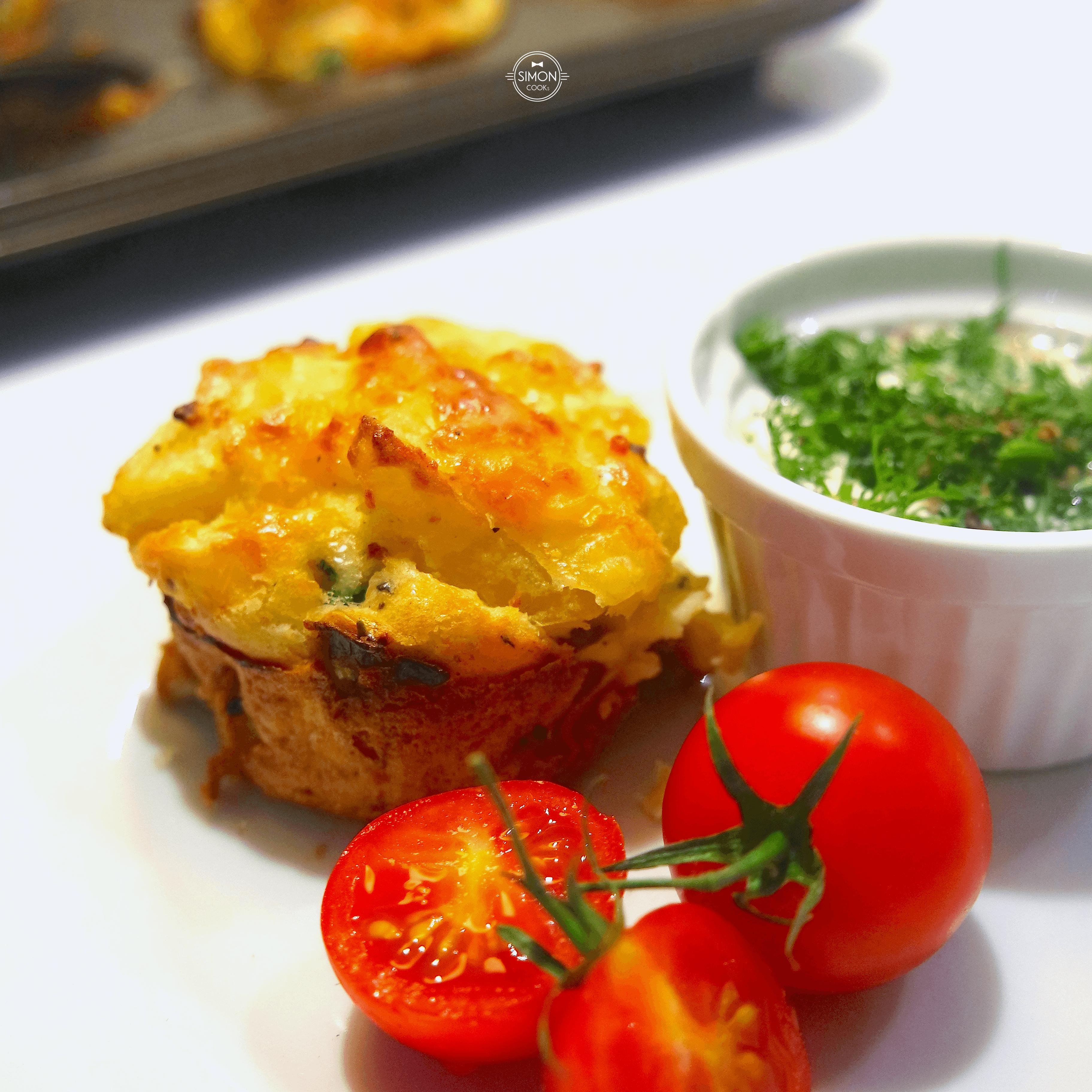 tartinka ziemniaczano-brokułowa `Simon Cooks