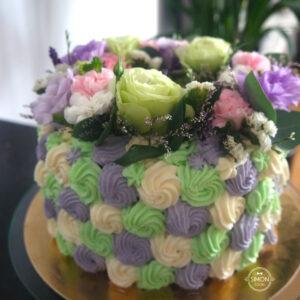 tort torty na każdą okazję simon cooks kwiaty