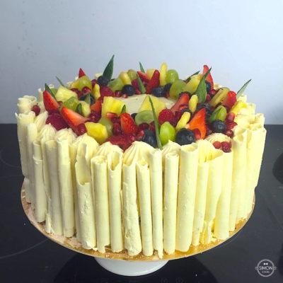 tort czekoladowy z owocami simon cooks szymon czupkiewicz masterchef torty cake