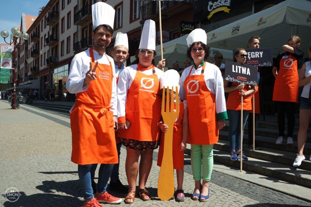 europa na widelcu smaki wrocławia wrocław simon cooks agnieszka hajbura michałowska