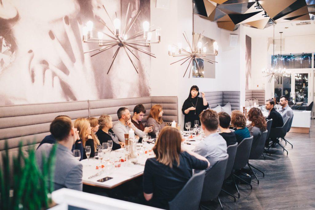cherry lounge restaurant wrocław Simon cooks bloger kulinarny
