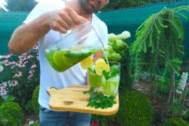 lemoniada ogórkowo selerowa orzeźwiająca simon cooks